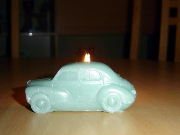 Bougie Renault 4cv