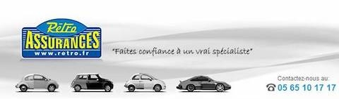 assurance collection sur https://www.renault4cv.fr