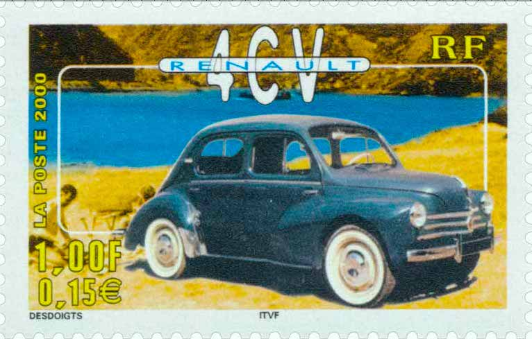 La Renault 4cv sur https://www.renault4cv.fr